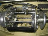 機械(FC-300A)を束ねる機械をねじる銅線