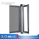 Doppeltes glasig-glänzendes ausgeglichenes Glas-Windows-Aluminiumflügelfenster-Fenster für Badezimmer