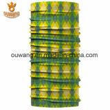 Qualitäts-nahtloser Schal, der im FreienfahrradBandana Headwear jagt
