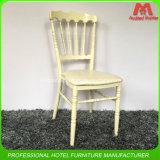 Металла Wholeslae цены фабрики стул штанги Наполеон дешевого белый