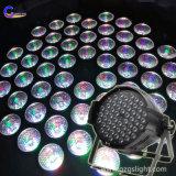 최신 판매 RGB3in1 54PCS*3W/1.5W 단계 LED 동위는 좋은 품질로 점화할 수 있다