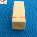 産業1800c高温抵抗力があるアルミナの陶磁器の絶縁体の管