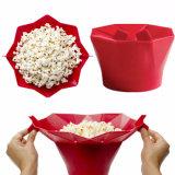 BPA liberano il creatore del popcorn di microonda del creatore della benna del popcorn del silicone