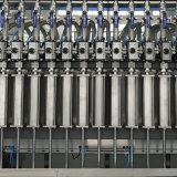 Flüssiges Reinigungsmittel-automatische Zwischenlage-Flaschen-Glas-Füllmaschine