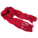 Девушки довольно связали шарф с анизотремусом (JRI022)