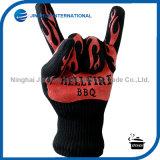 Перчатки печи перчаток решетки BBQ выпечки кухни теплостойкNp