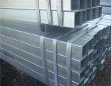 Tubulação de aço quadrada sem emenda revestida do zinco para o trânsito do encanamento