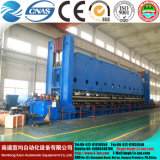 Máquina de rolamento hidráulica da placa de Mclw11nc-30*12000 3-Roller para a construção naval