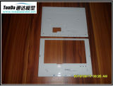 CNC de las piezas del plástico y de metal que trabaja a máquina en Shenzhen