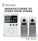 Systèmes de sécurité à la maison 4.3 pouces de Digitals de porte de visualisateur de téléphone visuel de porte