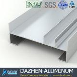 Cor personalizada do tamanho do indicador do perfil de Nepal porta de alumínio