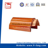 De Chinese Verglaasde Tegels van het Dak van de Leverancier van de Fabriek van de Verkoop van de Tegel Hete