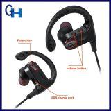 Auriculares sem fio estereofónicos de Bluetooth da alta qualidade do baixo preço da fábrica de China para o iPhone Samsung