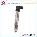 Sensor de alta temperatura da pressão 4-20mA de Wp421b com dissipador de calor