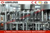 Drie-in-één van het Sap van Rinser van de Vuller van de Capsuleermachine het Vullen en van de Verpakking Machine