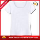 Unisex Scoop Neck T-shirt à manches courtes