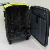 Sacchetto pratico del carrello del tessuto di Oxford, valigia casuale su ordinazione dei bagagli di corsa dell'OEM con le rotelle