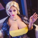 grandi del seno di 166cm bambole realistiche superiori del sesso il più in ritardo