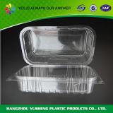 Container van de Verpakking Clamshell van de Italiaanse sandwich de Duidelijke Scharnierende
