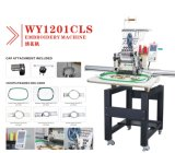 새로운 큰 지역 판매 Wy1201CSL를 위한 단 하나 맨 위 모자 자수 기계 그리고 예비 품목