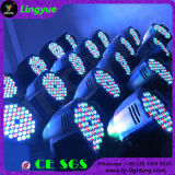 LED RGBW 54X3w Stage DMX PAR