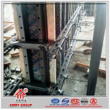 Equipo de acero del edificio, sistema del encofrado de la columna de la fuerza que pela para Concre