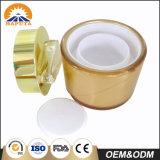 Luxuxplastiksahneglas 100g für Haut-Sorgfalt-kosmetische Verpackung