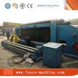 China-automatische MetallGabion Ineinander greifen-Maschine für die Herstellung des Gabion Kastens
