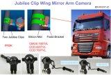 Carro Security&#160 de 120 grados; Cámara de la vista delantera con el clip de Jubliee