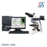 O microscópio metalográfico invertido Sm400 que pode ser coneta com o PC ou a câmara digital