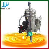 Localización da alta temperatura del filtro de petróleo