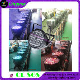 DJ 54X3w LED PAR Can para uso interno