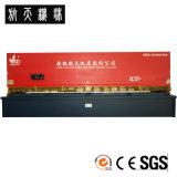 Гидровлическая режа машина, стальной автомат для резки, машина QC12k-8*3200 CNC режа