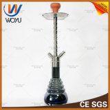 Glass Smoking Waterpipe feito de tubo de água de vidro para fumar Hookah
