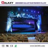Visualización de LED de interior P3.91 para el alquiler/la etapa/el acontecimiento