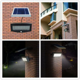 Mini Wall Solar LED Light Kits Produto 1W Solar Light para uso interno