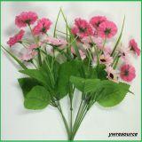 Fiori lilla falsi di seta dei fiori artificiali per i grossisti domestici della decorazione di cerimonia nuziale
