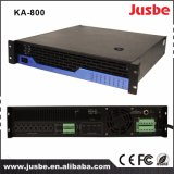 Jusbe Ka-800 8 Schnittstellen-Multimedia-Berufsaudiolautsprecher-Verstärker des Kanal-120With8ohm 200With4ohm RS485