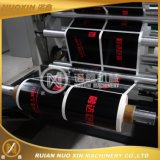 Type machine de pile de 6 couleurs d'impression flexible
