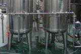 Sistema de la filtración del sistema de tratamiento de aguas RO para la máquina de rellenar del agua de la bebida pura de los recambios
