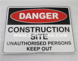 Optraffic OEM 휴대용 옥외 교통 정리 건축 작업 사이트 안전 그네 표시, 그네 대, 상자에 넣어진 가장자리 표시