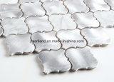 De Tegels Aasllb2301 van de Muur van de Badkamers van Backsplash van de Keuken van de Decoratie van de Tegels van Matel van de Steen van de Tegels van het Mozaïek van het aluminium