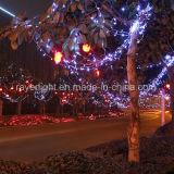 Do Natal ao ar livre da decoração do hotel do diodo emissor de luz luz feericamente