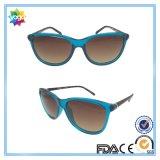 Gafas de sol al por mayor de la manera del deporte de la marca de fábrica de las mujeres de la lente