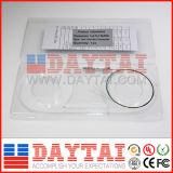 1m óptica flexible de conexión de fibra 1X4 Bare PLC Splitter sin conector