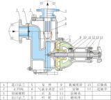 L'innesco di auto di serie dello ZW Non-Blocca la pompa ad acqua del Waster