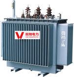 trasformatore a bagno d'olio 100kVA/trasformatore energia elettrica