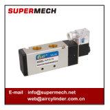 serie 4V400 24 CA 220V dell'elettrovalvola a solenoide di volt fatti in Cina