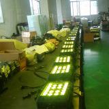 Водоустойчивый свет РАВЕНСТВА 20X15W RGBWA напольный плоский DJ СИД