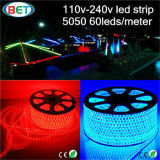 Alte strisce di lumen elencate UL 14.4W 60LED SMD5050 LED